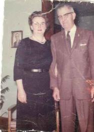 My Grandmother and Grandfather McDonnell
